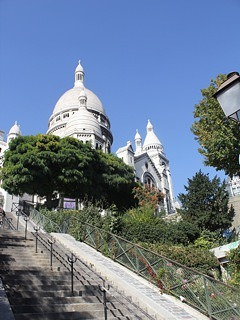 Grape Harvest Festival In Montmartre