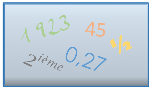 Quiz – French Numbers – 0 To 100