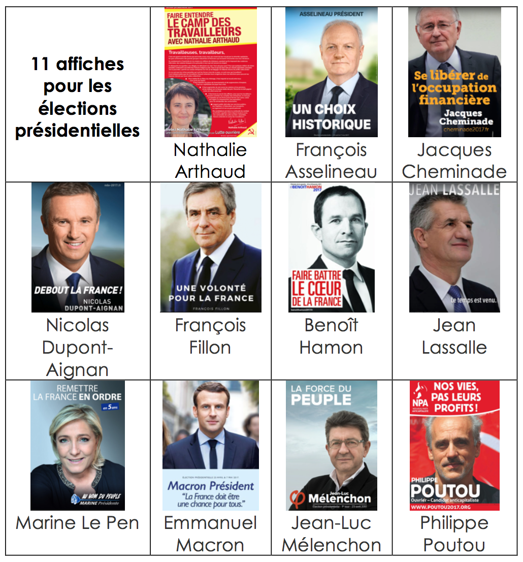 11PresidentiellesAffiches PIX