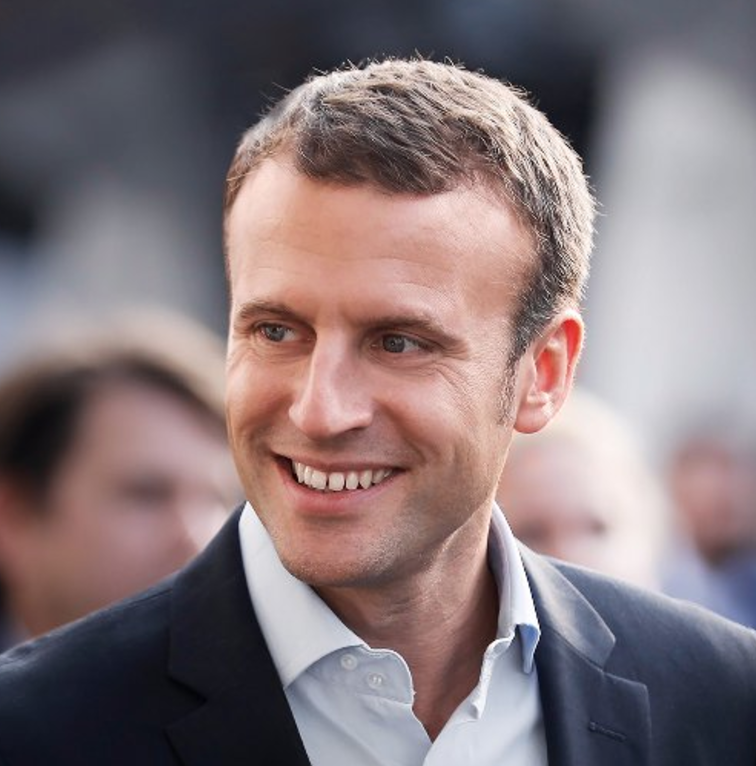 Say Macron In French