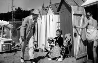 French Movie ' LES VACANCES DE MONSIEUR HULOT '