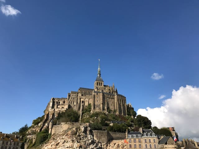 Mont Saint Michel – Le Blogue