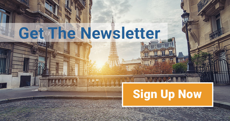 Get the French Newsletter Now